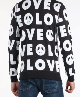 felpa love moschino m648200e2101 anteprimafashion.com